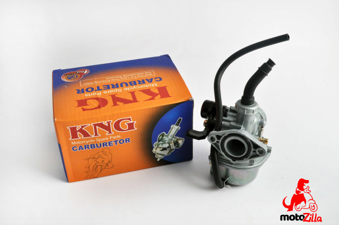 Карбюратор   Delta 70   (orange box)   KNG
